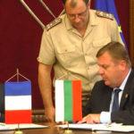 МО подписа договор с Еърбъс за високотехнологични продукти за самолети