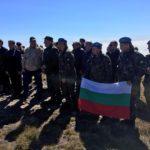 Министърът на отбраната, генерали и военнослужещи се поклониха пред паметта на героите от Каймакчалан