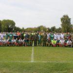 Приятелството победи във футболната среща между СВ на България и Сърбия