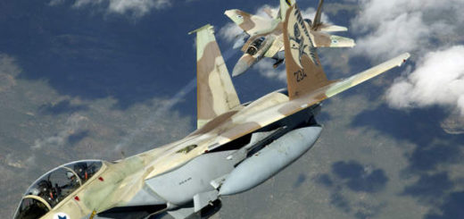 israel-f-15