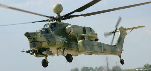 19 - Mi-28NM Hunter