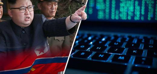 North-korea cyber