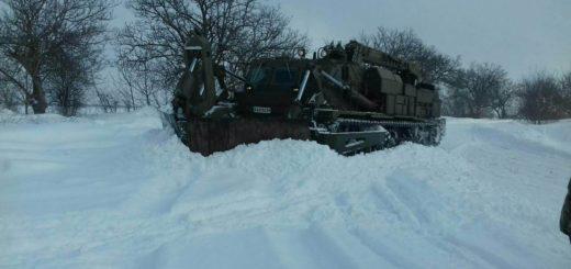 55ti polk belene zima