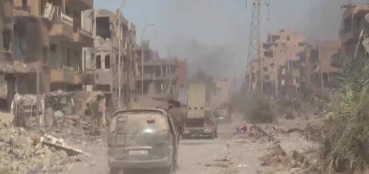 udari_Irak-Siria