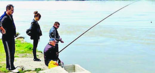 риболов дунав