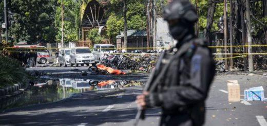 Indonezia-atentat