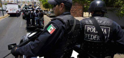 Mexiko-police