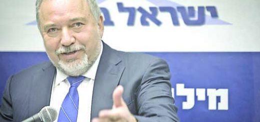 israel-avigdor-liberman