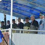 Президентът пита за процедурата за нов изтребител: Посети 61-ва Стрямска механизирана бригада