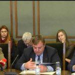 Красимир Каракачанов: Поддръжката на Ф-16 да се извършва в България