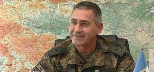 бригаден генерал Костадин Кузмов – командир на 2-ра Тунджанска механизирана бригада