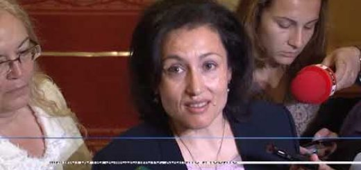 Гласувано: Избраха Десислава Танева за министър на земеделието