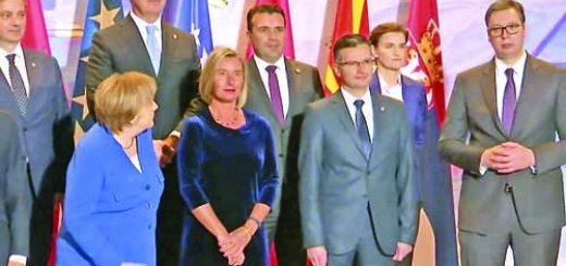 Merkel-Balkani