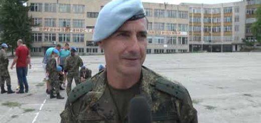 """68 бригада """"Специални операции"""" стана комплексен шампион по военен трибой за 2019"""