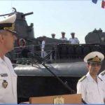 61 години първи дивизион патрулни кораби: За празника дивизионът с нов командир