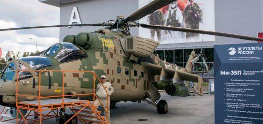 vertolet-Mi-35 P