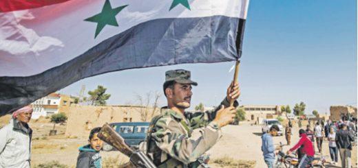 Турската  офанзива  пренарежда  геополитическият пасианс  в размирната страна