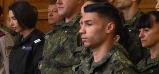 С пожелание за успех Каракачанов изпрати българската делегация на 7-мите Световни военни игри