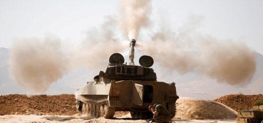 Izrael-Siria