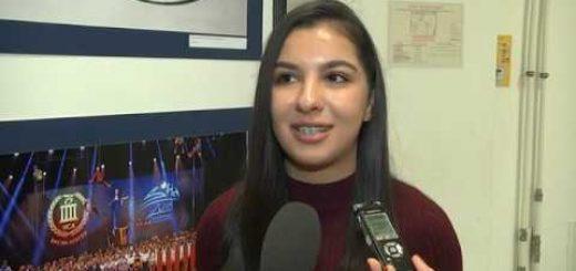 Виктория Филипова е Спортист на НСА за 2019
