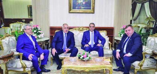 египет борисов каракачанов