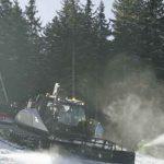 Военнослужещи от 101-ви алпийски полк участват в подготовката на световната купа по ски в Банско