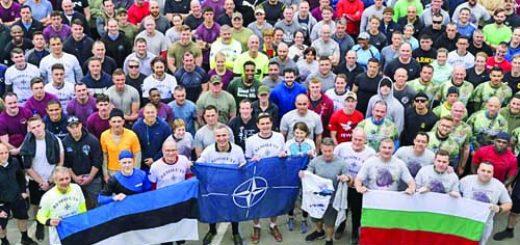 maraton-Afganistan -Stoltenberg