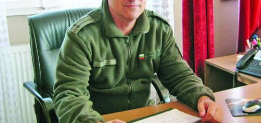 Podpolkovnik Petyr Petrov