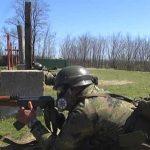 В условията на повишена превенция на КОВИД-19 в 61-ва Стрямска механизирана бригада учебният процес продължава