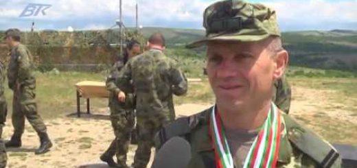 61 Стрямска МБр – Карлово спечели шампионатът на СВ по военен трибой