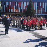 102 години от Дойранската епопея. Министърът на отбраната и началникът на отбраната се поклониха пред храбростта на героите