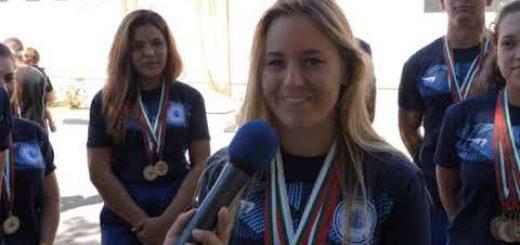 Отборът на Военноморското училище стана комплексен шампион на държавното военно първенство по плуване