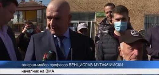 Генерал-майор Мутафчийски: Само българите дискутираме коя ваксина е по-добра